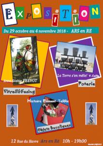 Affiche ars 2018